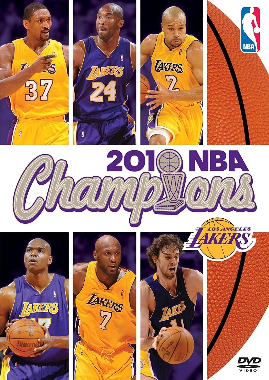 2010 NBA Champions: Los Angeles Lakers
