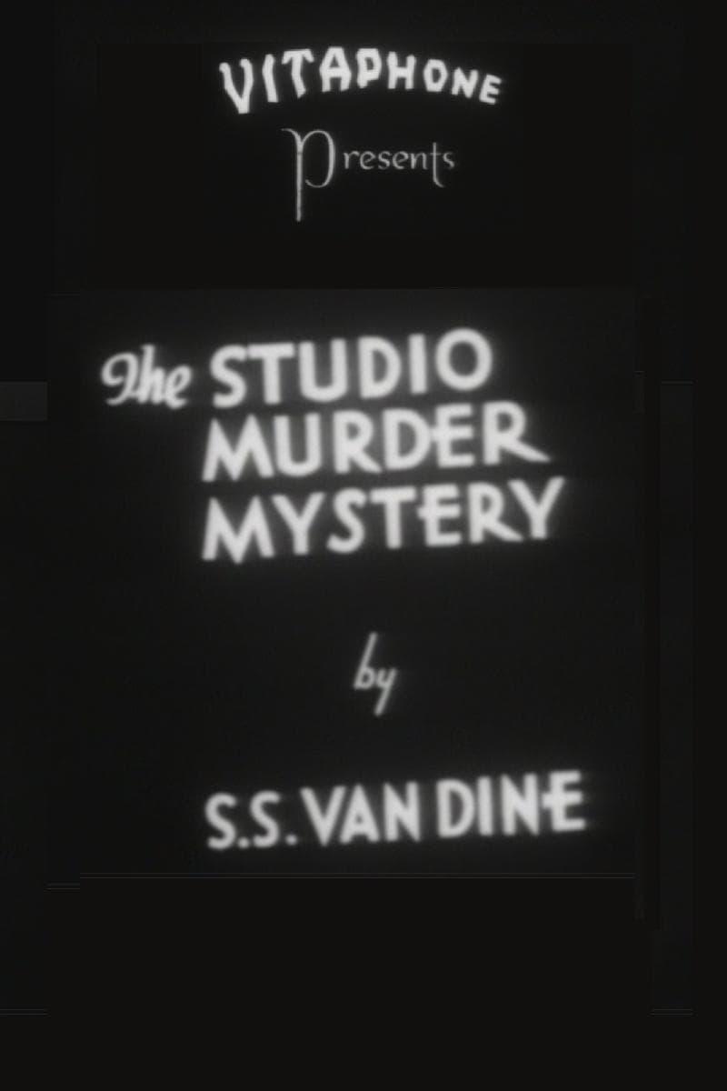 The Studio Murder Mystery