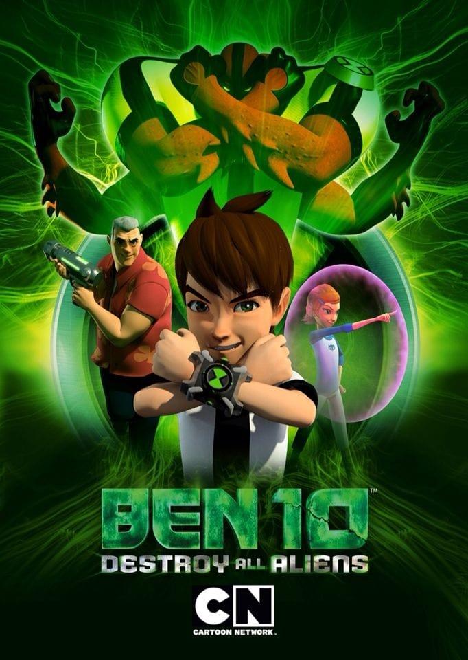Ben 10: Destruição Alienígena