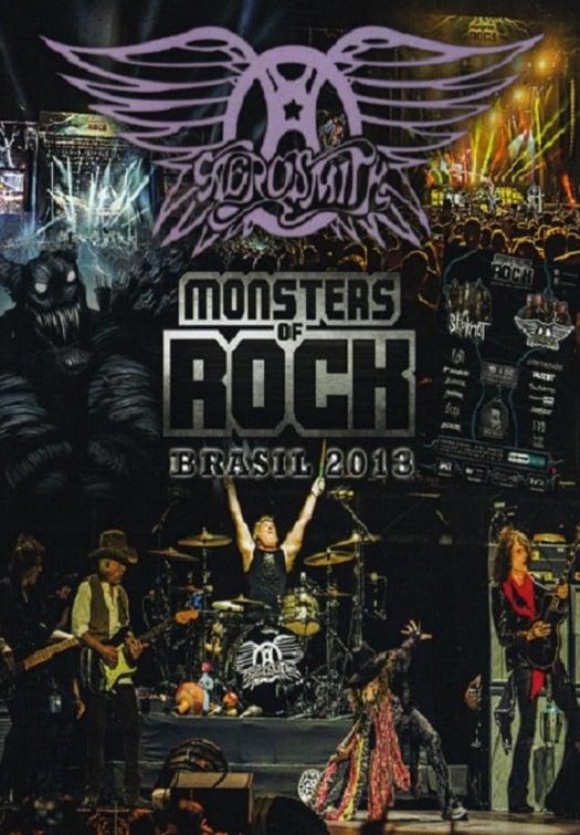 Aerosmith: Monsters Of Rock 2013