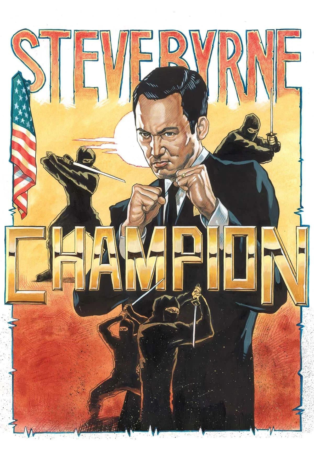 Steve Byrne: Champion
