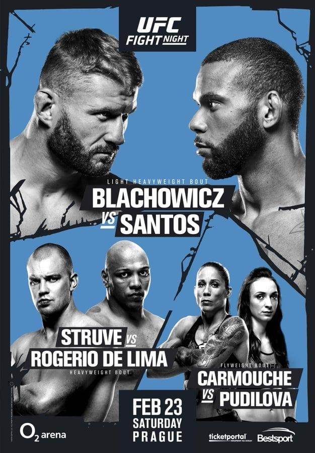 UFC Fight Night 145: Błachowicz vs. Santos