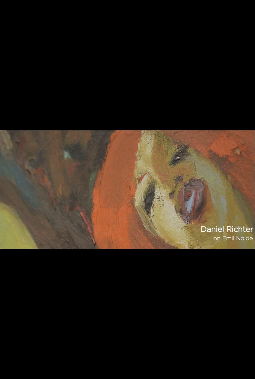 Daniel Richter on Emil Nolde