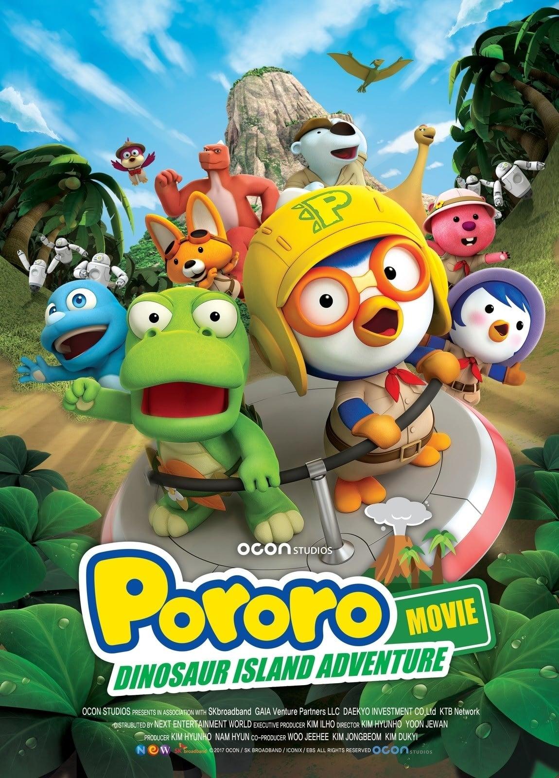 Pororo, Dinosaur Island Adventure