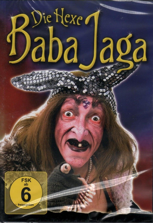 Die Hexe Baba Jaga