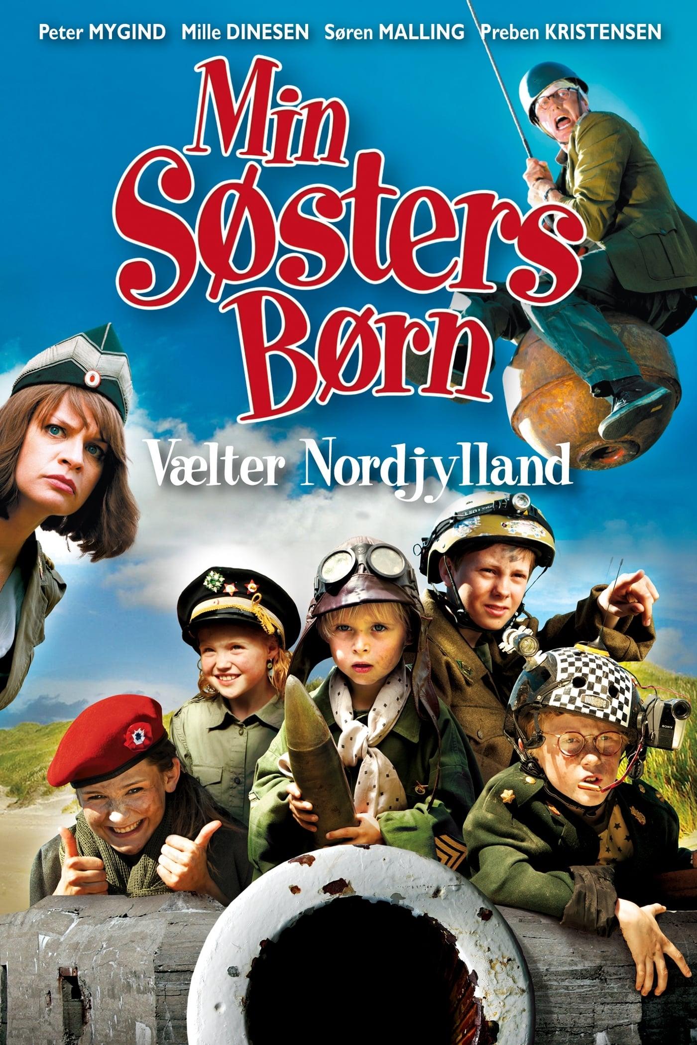 My Sister's Kids in Jutland