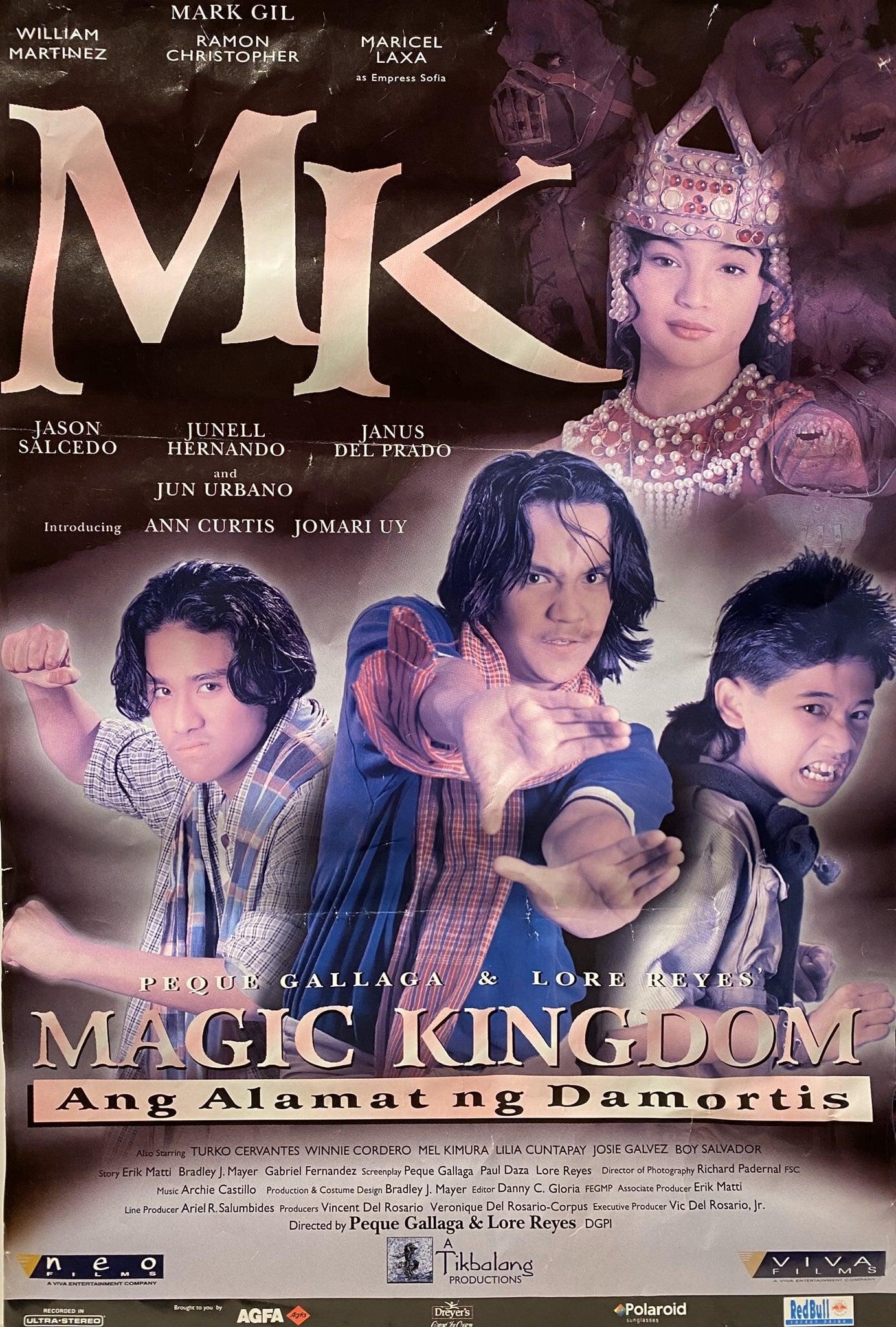 Magic Kingdom: Alamat ng Damortis