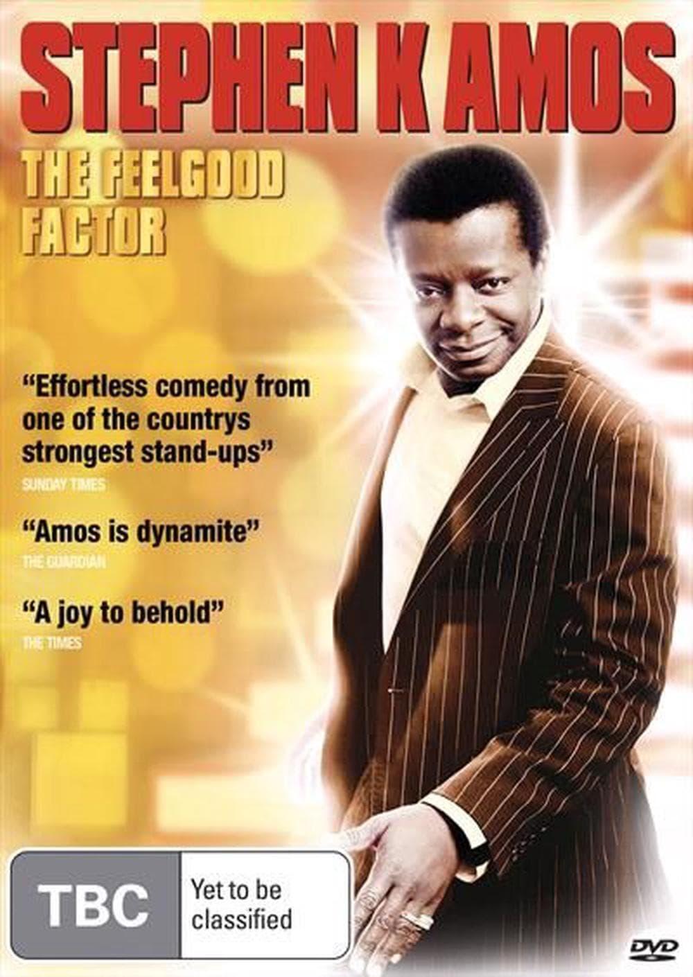Stephen K. Amos: The Feelgood Factor