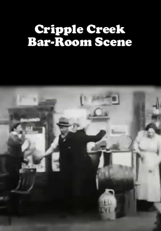 Cripple Creek Bar-Room Scene