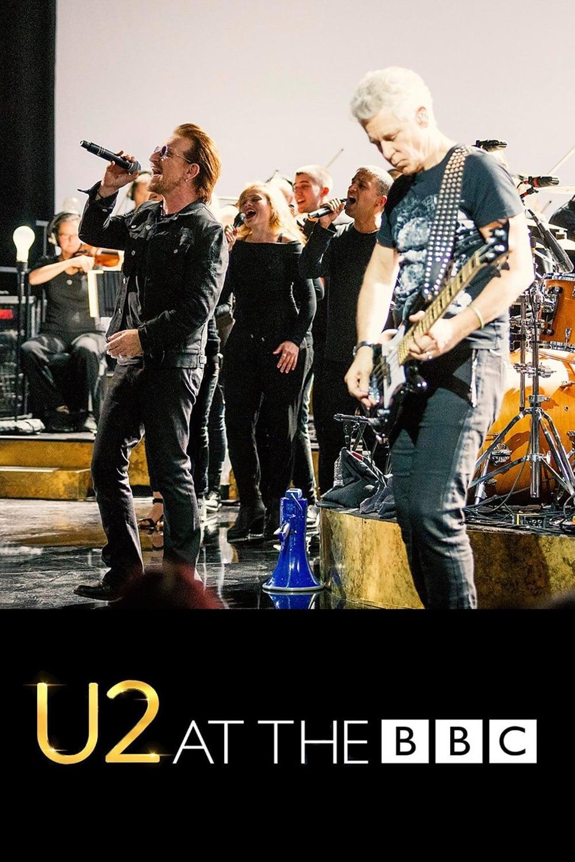 U2 at The BBC
