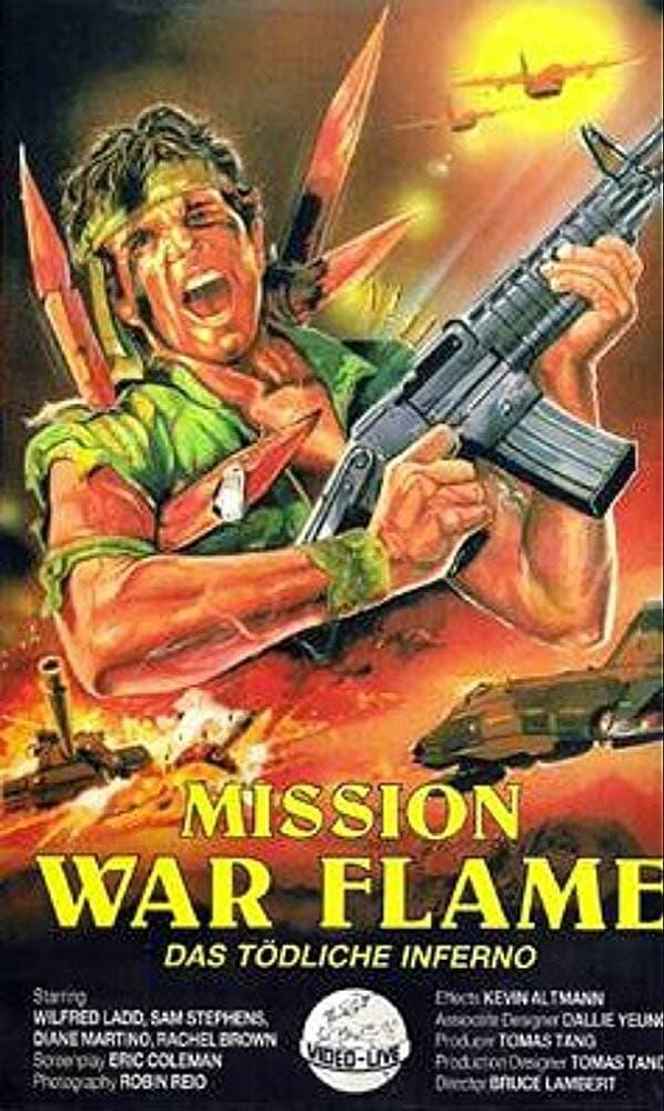 Mission War Flames
