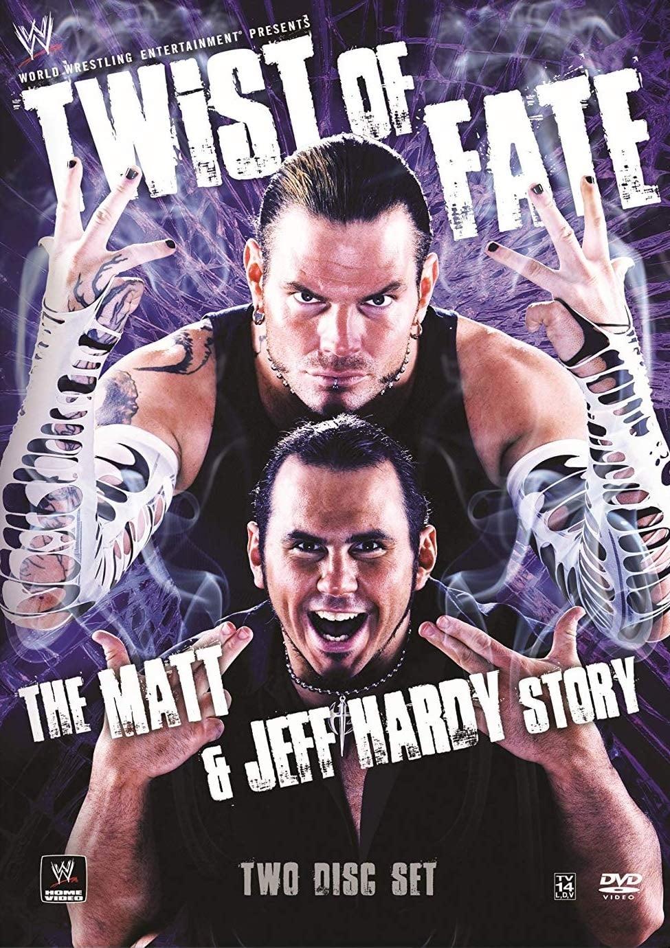 WWE: Twist of Fate - The Matt Hardy Story