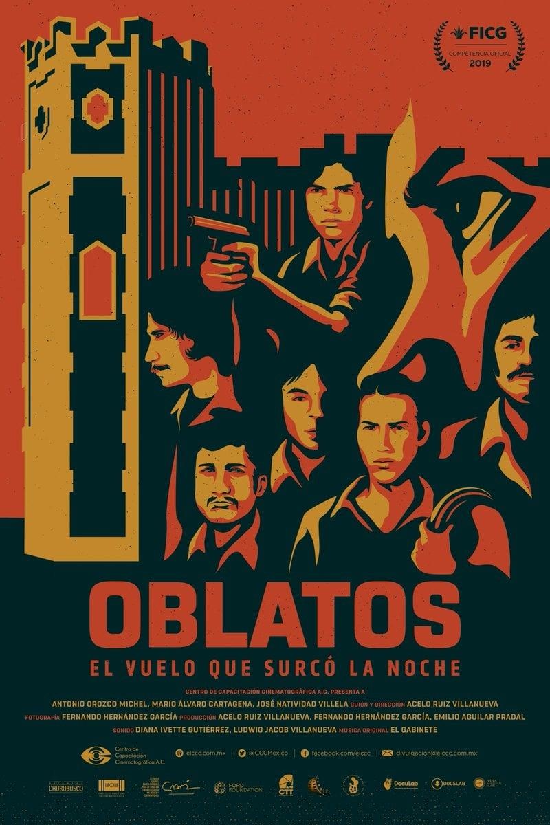 Oblatos, Epic Flight into the Night