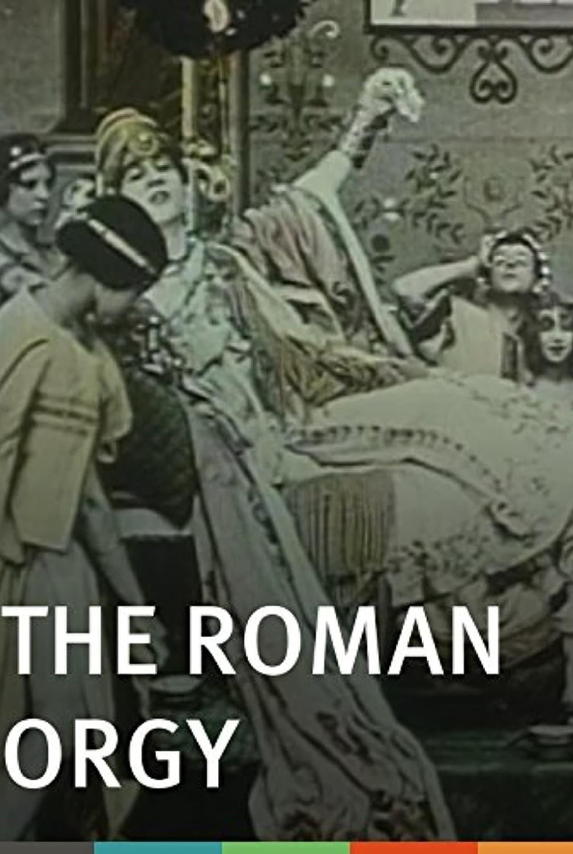 A Roman Orgy