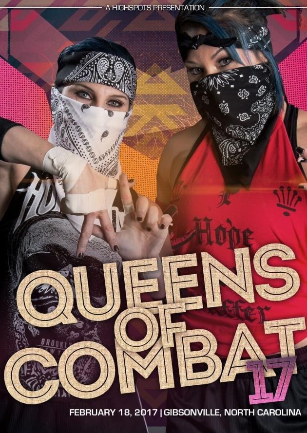 Queens Of Combat QOC 17