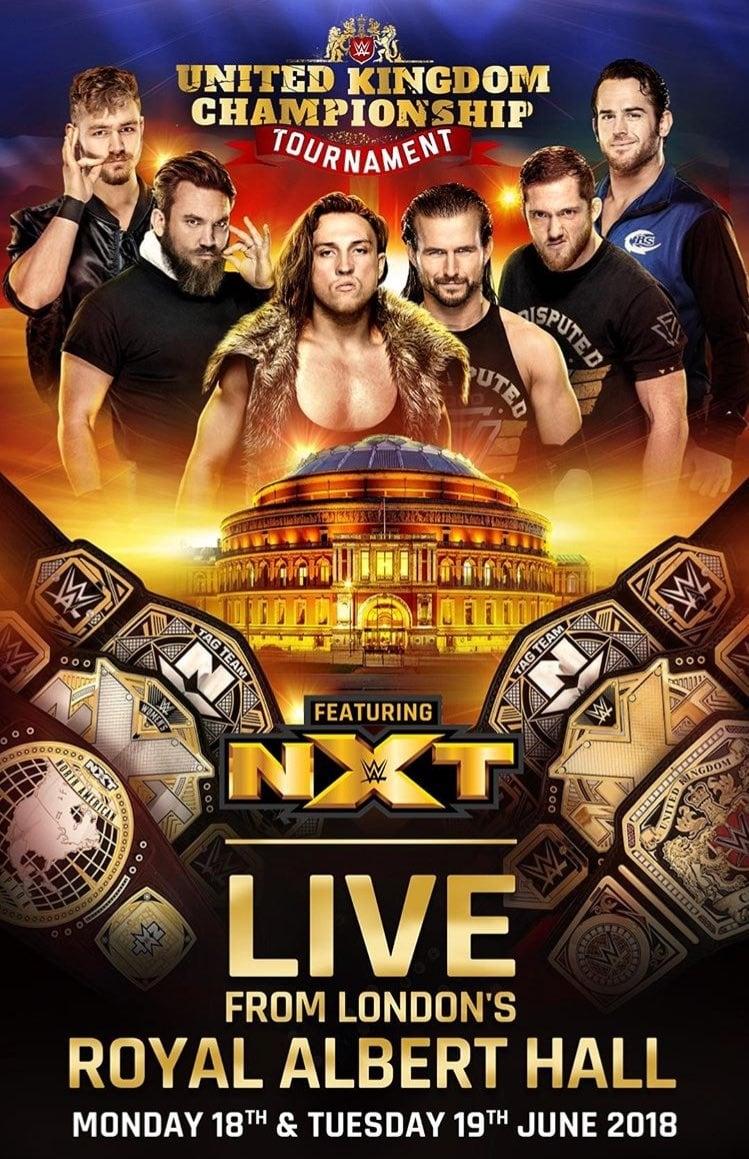 WWE United Kingdom Championship Tournament (2018) - Day Two
