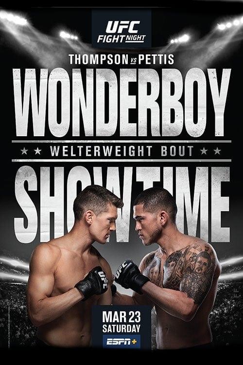 UFC Fight Night 148: Thompson vs. Pettis