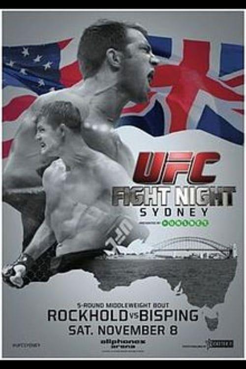 UFC Fight Night 55: Rockhold vs. Bisping