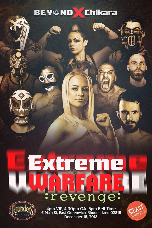 Beyond Extreme Warfare Revenge