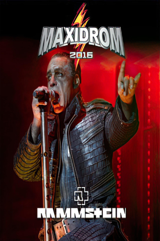 Rammstein - Maxidrom Festival 2016
