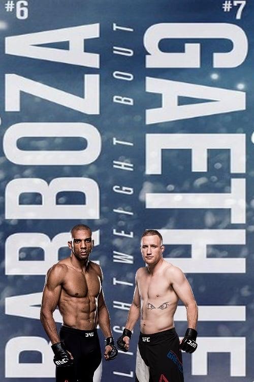 UFC on ESPN 2: Barboza vs Gaethje
