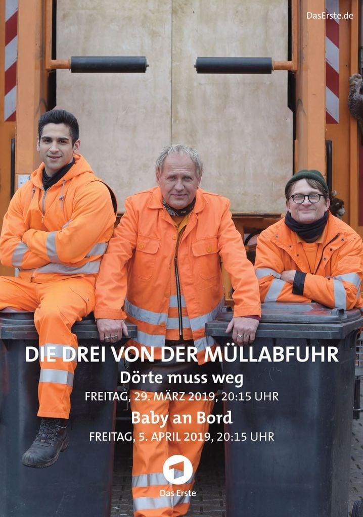 Die Drei von der Müllabfuhr - Dörte muss weg