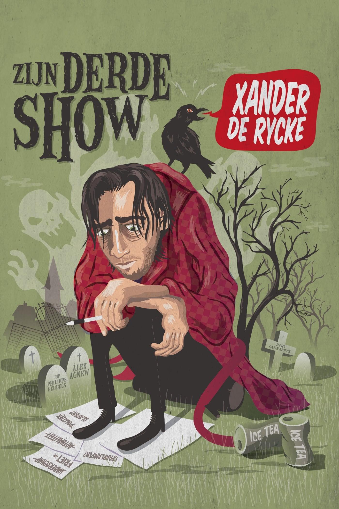 Xander De Rycke: His third show