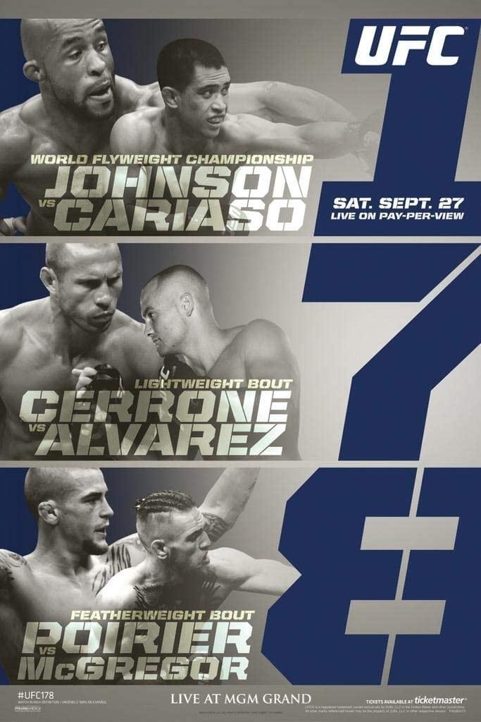 UFC 178: Johnson vs. Cariaso