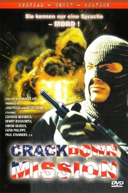 Crackdown Mission