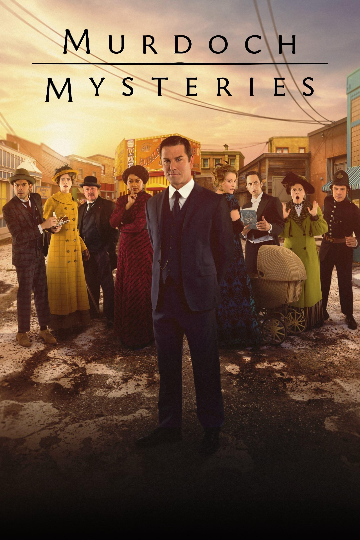 Mistérios do Detetive Murdoch