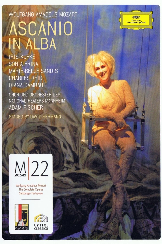 Mozart Ascanio in Alba