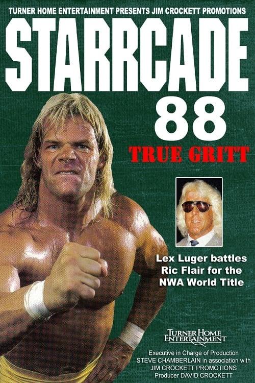 NWA Starrcade 1988