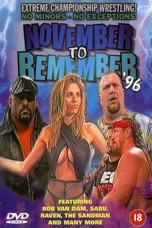ECW November to Remember 1996