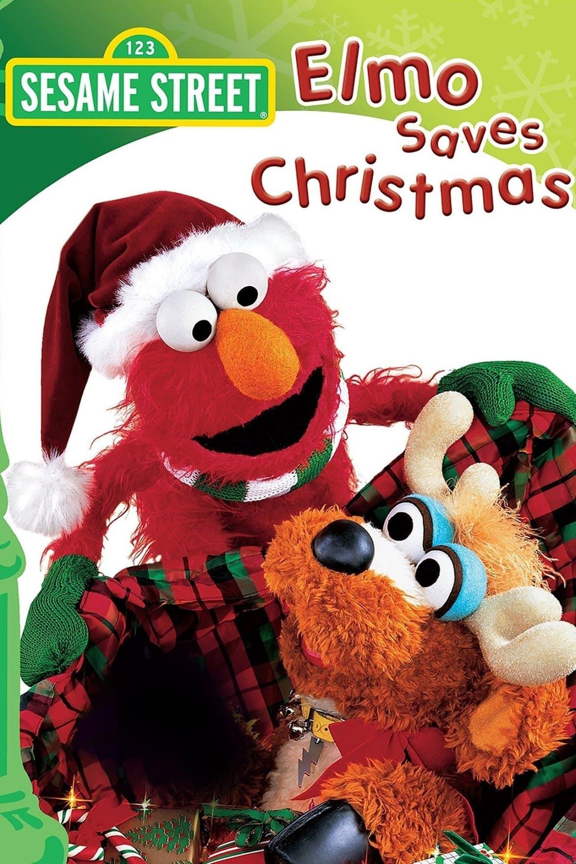 Sesame Street: Elmo Saves Christmas