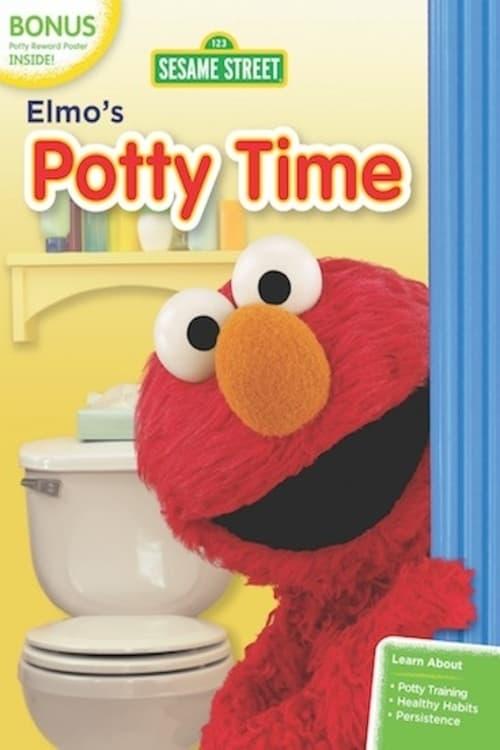 Sesame Street: Elmo's Potty Time