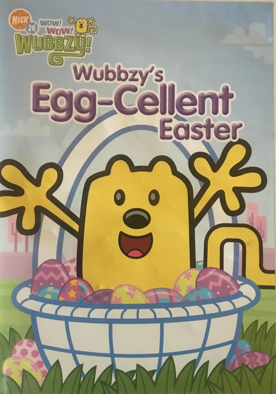 Wubbzy's Egg-Cellent Easter
