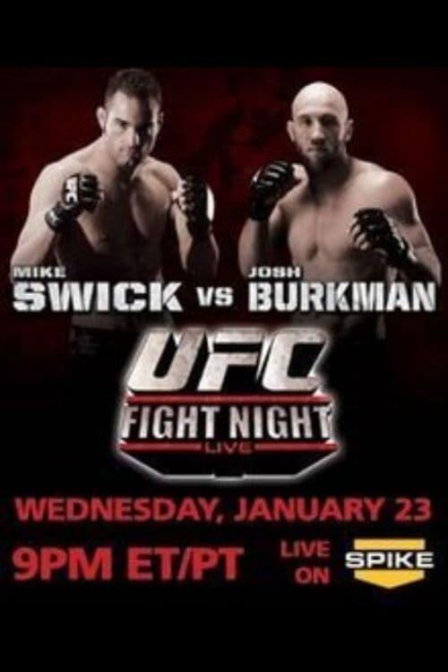 UFC Fight Night 12: Swick vs. Burkman