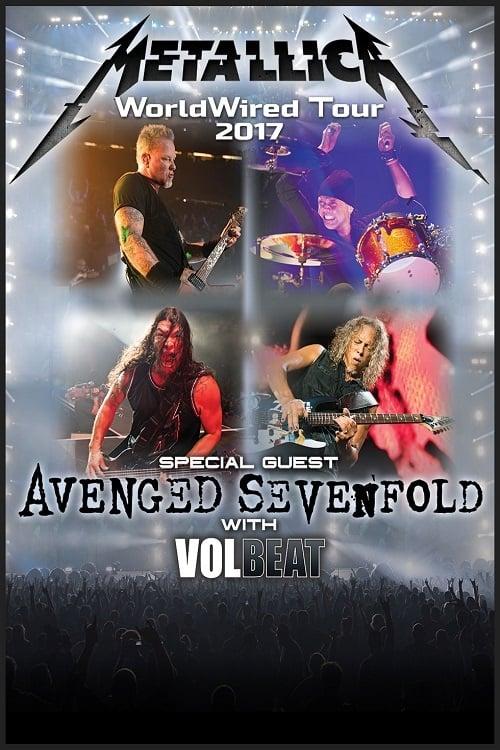 Metallica WorldWired North American Tour 2017