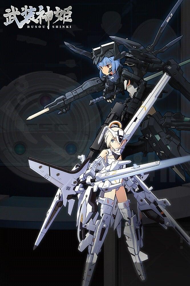 Busou Shinki: Armored War Goddess