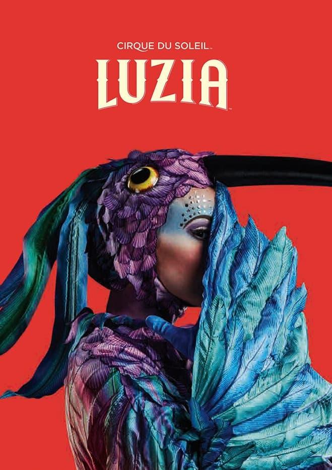 Cirque du Soleil :  Luzia