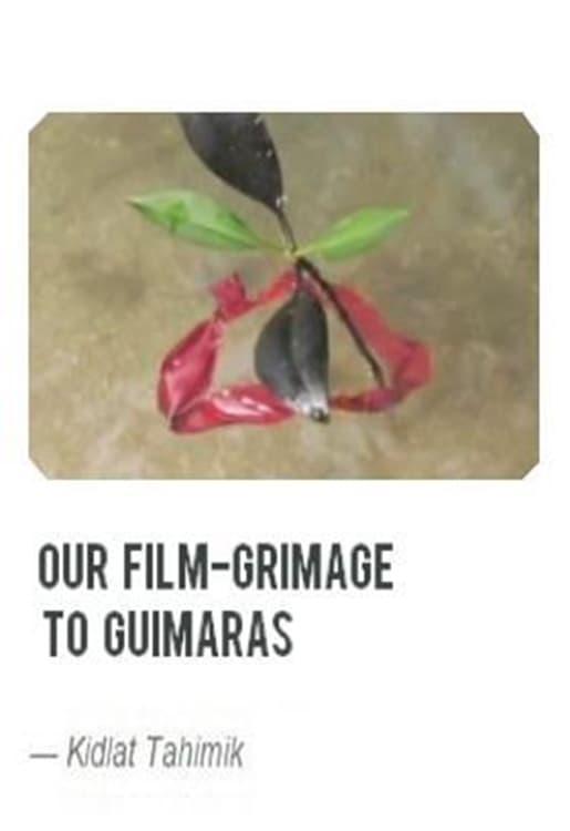 Our Film-Grimage to Guimaras