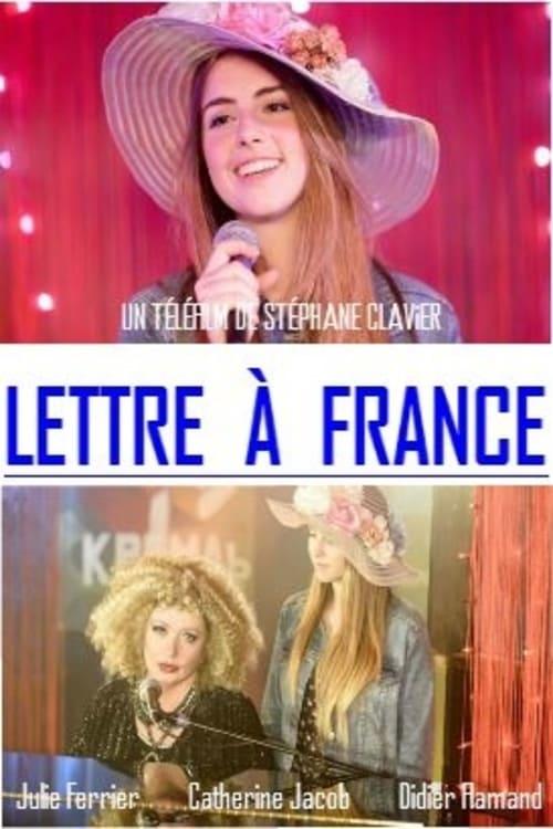 Lettre à France