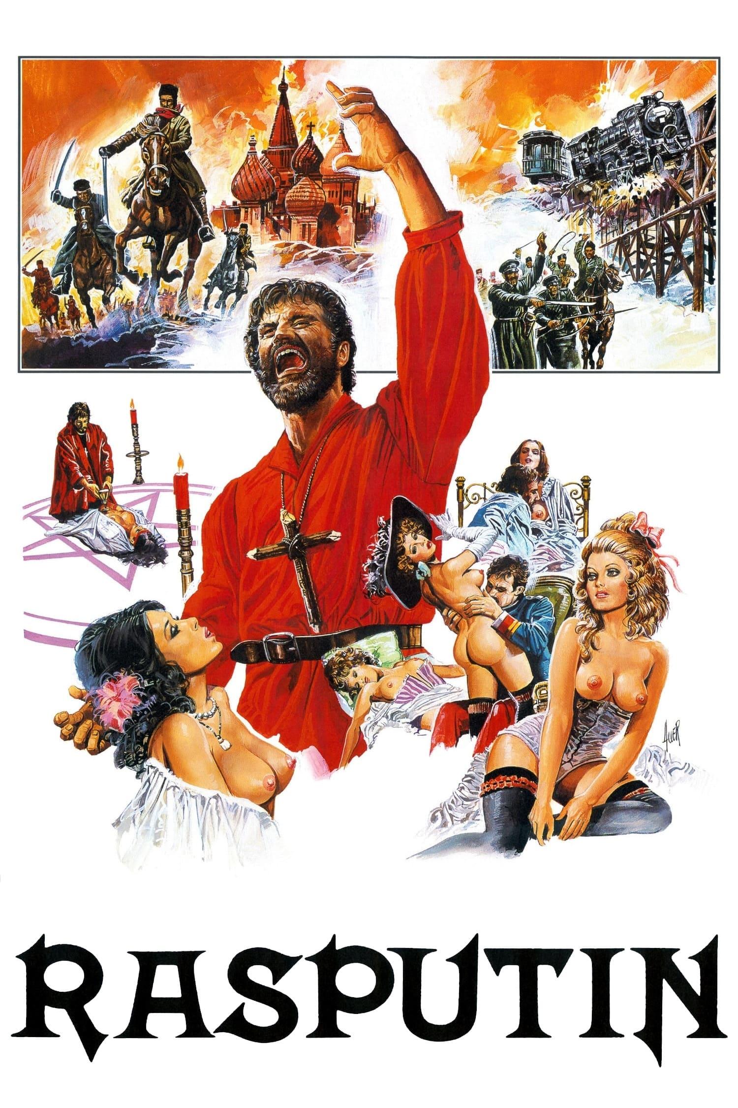 Rasputin - Orgien am Zarenhof