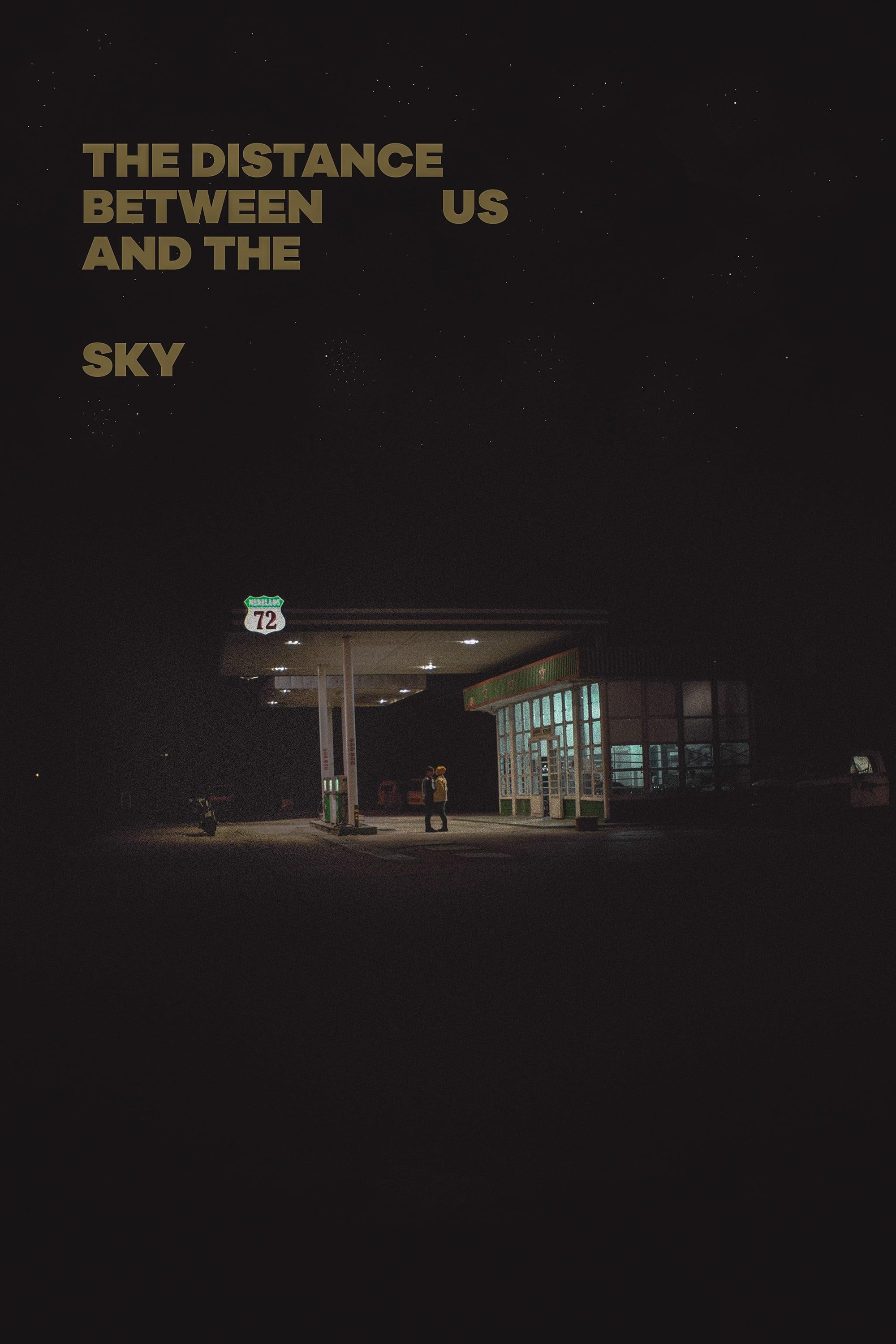 La distancia entre nosotros y el cielo