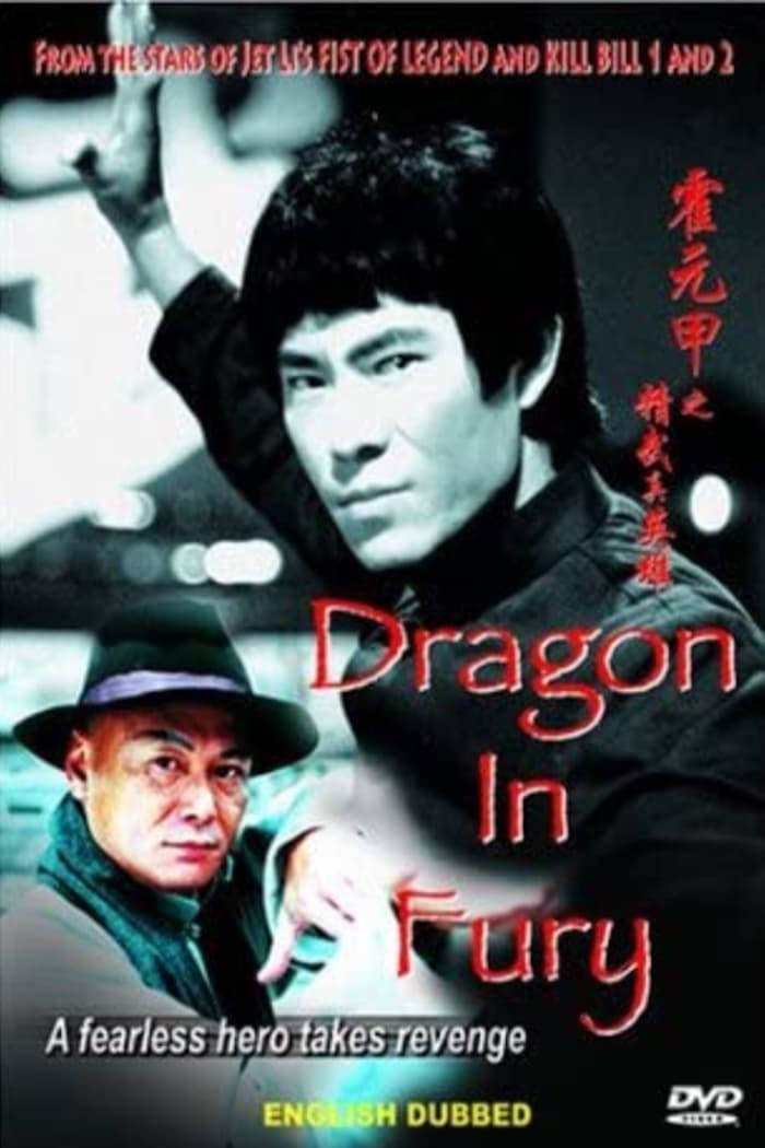 Dragon in Fury