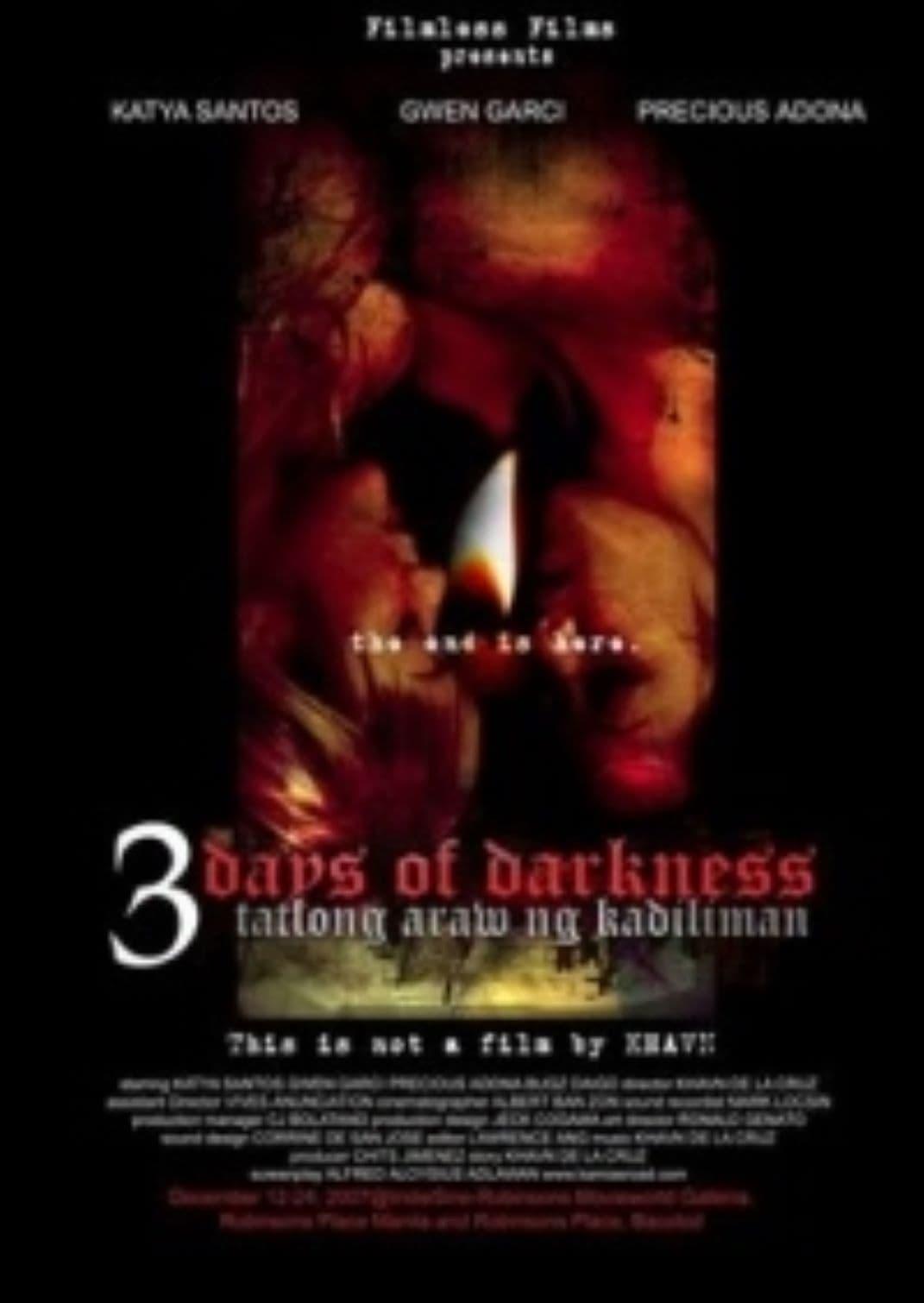 Three Days of Darkness