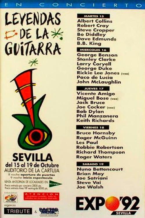 Leyendas de la guitarra: EXPO '92 Sevilla