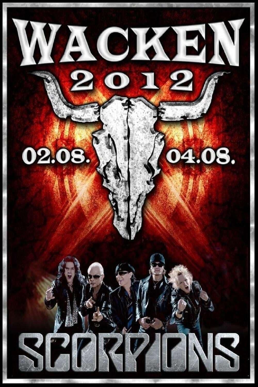 Scorpions: Wacken 2012