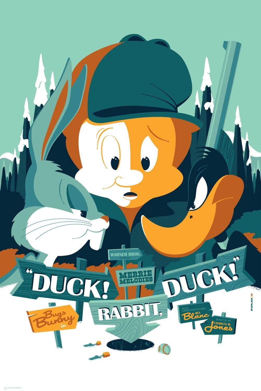 ¡Pato! ¡Conejo, pato!
