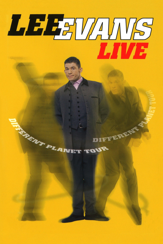 Lee Evans Live: The Different Planet Tour